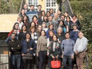 L'équipe du laboratoire UMR_S1140